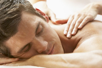 Deep Tissue Massage for Men