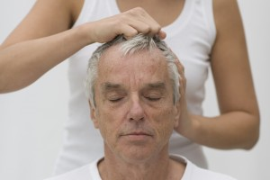 Indian Head Massage for Men