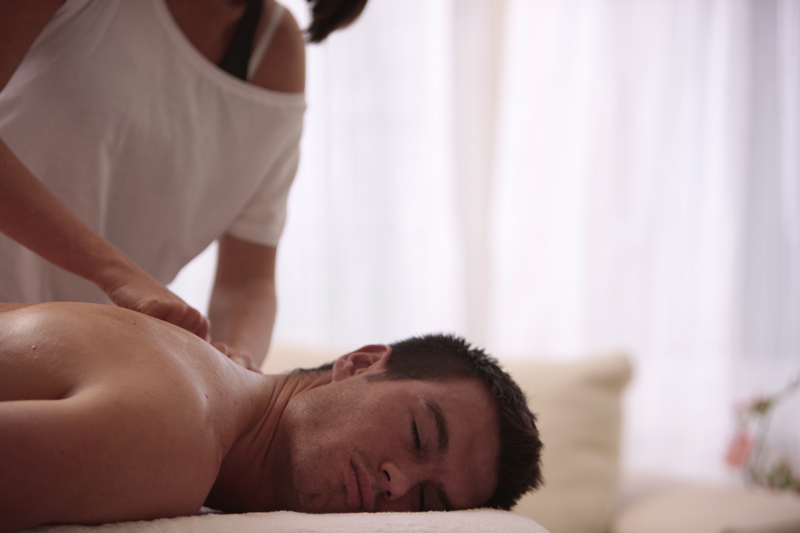 Swedish Massage for Men
